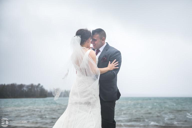 Fergus Wedding Photographers | Jenna & Moe » Elfreda Dalby